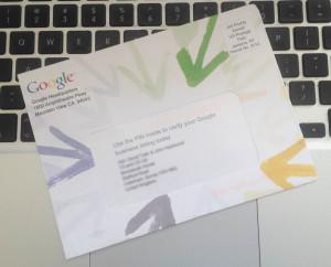 Postcard Verification